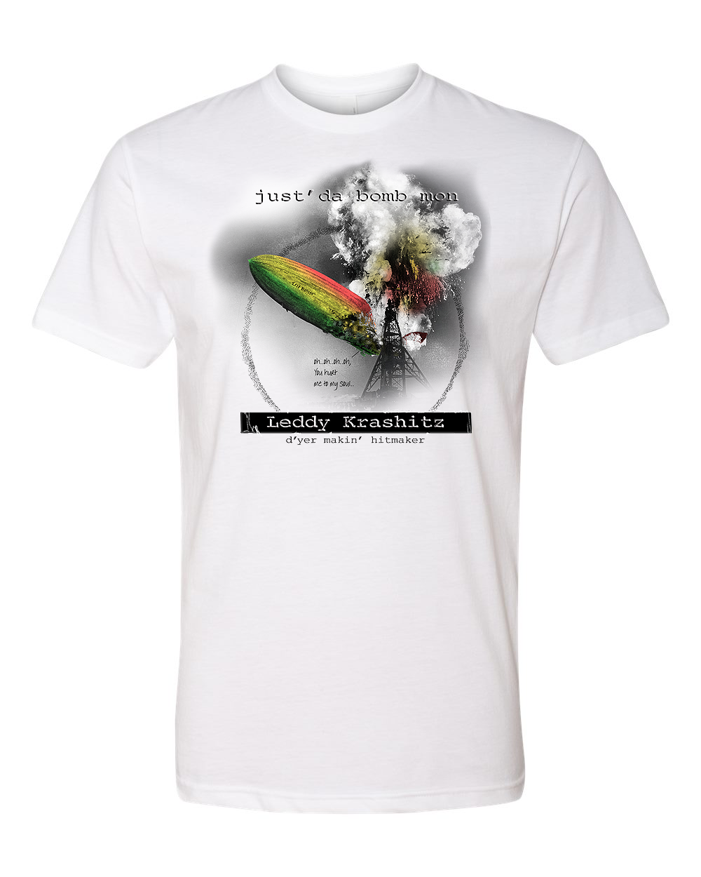 Leddy Krashitz T Shirt